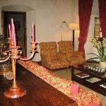Una sala del Palacio