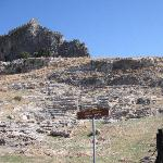 Ancient Amphitheatre - just across the road