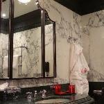 das unglaubliche Badezimmer