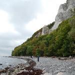 Kreidefelsen - Strand