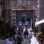 street of Kathmandu