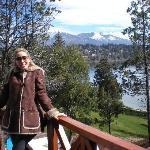 Foto desde el balcon del Living