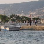 Akbuk Harbour