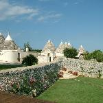 Trulli's and green