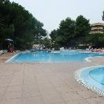 Pool Areea 10.00 am