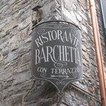 Foto de Ristorante Terrazza Barchetta