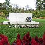 Graves of Franklin & Eleanor Roosevelt
