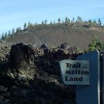 Bend Lava Field