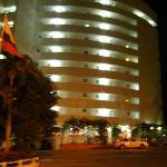 vista hotel entrada principal