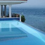 chambre +piscine