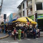 Plaza los Ponchos