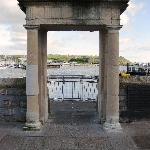 Plymouth Mayflower Steps