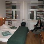 Park Inn room
