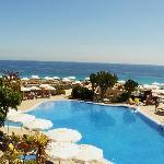 Piscina Hotel Playa Gaviotas