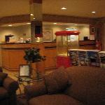 Lobby & Counter
