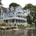 Harbour View Inn Bed and Breakfast Building