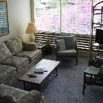 living room of unit #23