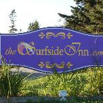 The Surfside sign