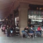 Jet Bar Cafe in QVB - Sydney CBD hotspot