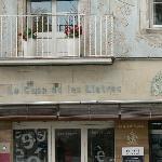 Cafe down stairs - El Café De La Les Lletres