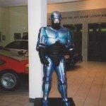 Robocop - Museo Polizia