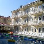 Cenk Bey Hotel Foto