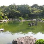 Erste Station war Fukuoka. Hier war es recht subtropisch.  Fukuoka hat - neben dem internatio