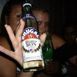 Brugal Rum Center Bild