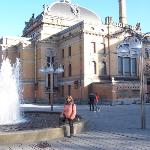 National Theater (Nationaltheatret) ภาพถ่าย