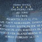 James Cook and his voyages