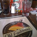 Lunch at the Old Fashioned