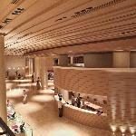 Kempinski Lobby from Mezzanine