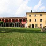 Esterno villa Arezzo