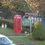 the telephone booth