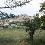 The town of Navelli