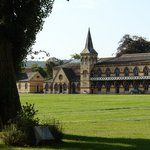 Cheltenham College - cricket pavillion
