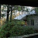 An Exterior room view Gideon's Ridge
