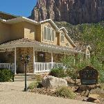 Harvest House B&B and the Watchman