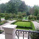 お部屋専用の庭園