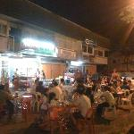 Partake in Pak Putra Parking Lot Dining