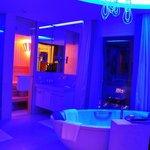 Bathroom - Spa Loft Superior Quellenhof Bad Ragaz