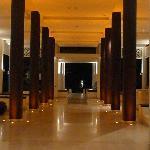 le lobby le soir