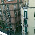 Vue sur la Piazza Gaetano