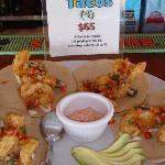 Tuesday's Shrimp Tacos