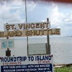 Ferry to St. Vincent's