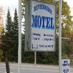 Foto de Riverside Motel Dwight
