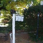 Halauer House sign