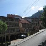 Vista desde la Habitación (Rest. Pozzetto)
