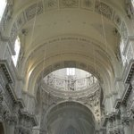 Inside the Theatinerkirche, also a beautiful church on the inside, these pictures don't really d