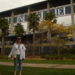 Me at Legends field